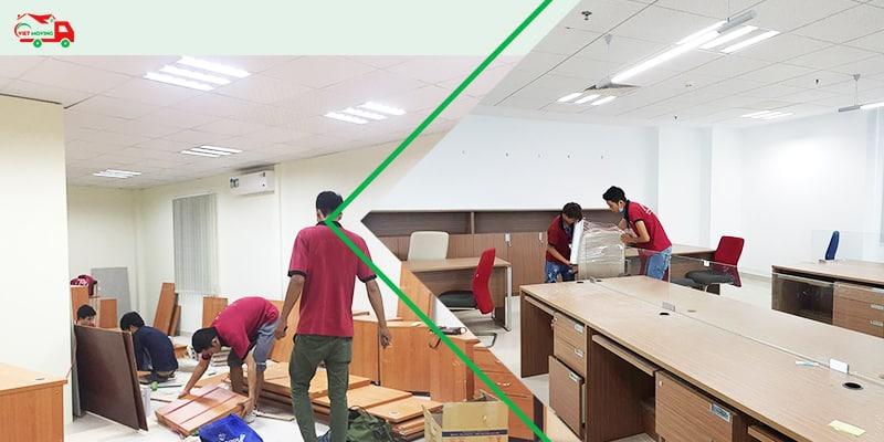 Viet Moving – Dịch vụ chuyển nhà giá rẻ Quận Bình Tân